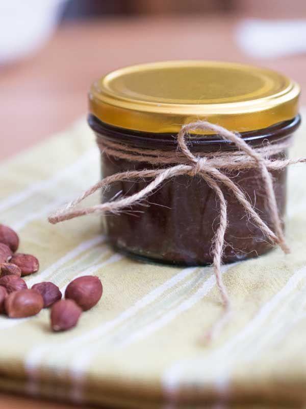 Zdravá Nutella