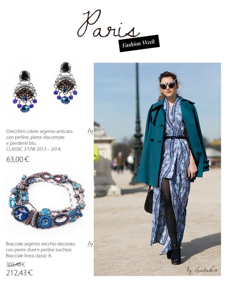 FASHION WEEK!! #Paris #Ayalabar #earrings #bracelets http://www.giadaandco.com/designer-collection/ayala-bar/orecchini-classic-3-a-i-2013-2014 http://www.giadaandco.com/designer-collection/ayala-bar/bracciale-argento-vecchio-decorato