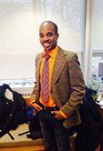 Akeem Raphael, Campus Director Story Arts Centre