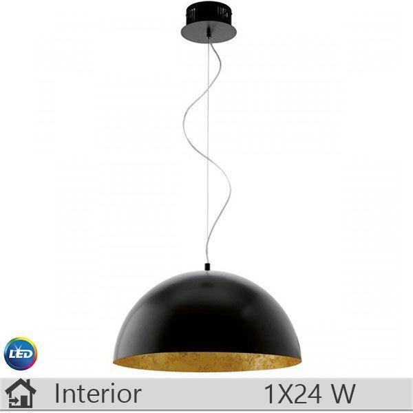 Pendul LED iluminat decorativ interior Eglo, gama Gaetano, model 94228