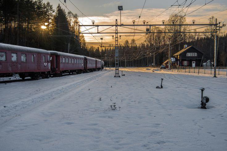 Tinnoset Station