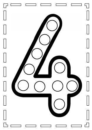Le chiffre 4