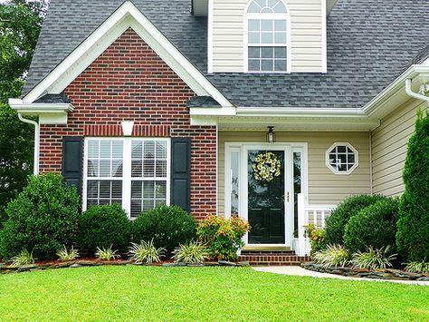 45 best Front of Home Landscape Designs images on ...