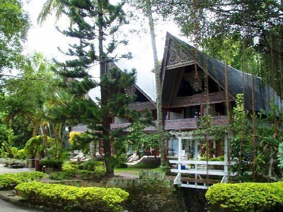 Hotel Carolina, Lake Toba, Sumatra