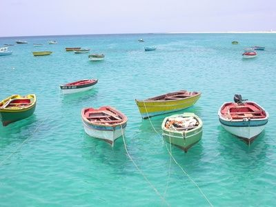 Cape Verde Islands, Western Africa