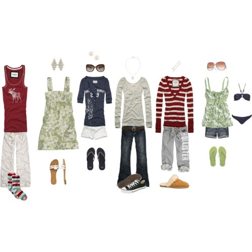 Summer Camp Outfits