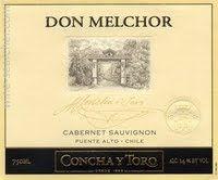 Concha y Toro Don Melchor Cabernet Sauvignon, Puente Alto, Chile