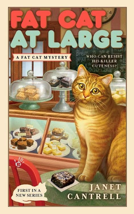 Mystery Lovers' Kitchen: Welcome mystery author Janet Cantrell! who is giving away a copy of FAT CAT AT LARGE, a new mystery series!!! Leave a comment! @kristadavis