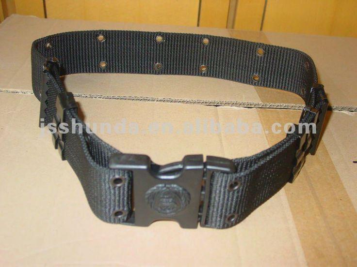 Excellent Quality Police Belt/ Police Duty belt $2.9~$26.2