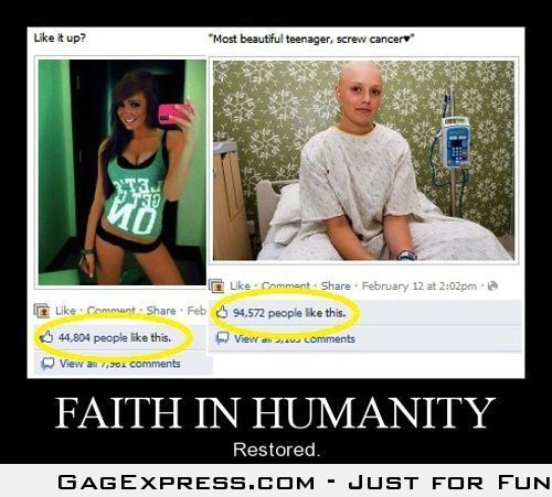 That Will Restore Your Faith In Humanity – Samantha Stinespring