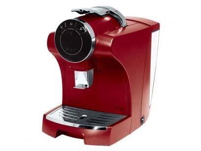 Cafeteira Expresso Três Corações Serv - Vermelho com as melhores condições você encontra no Magazine 233435antonio. Confira!