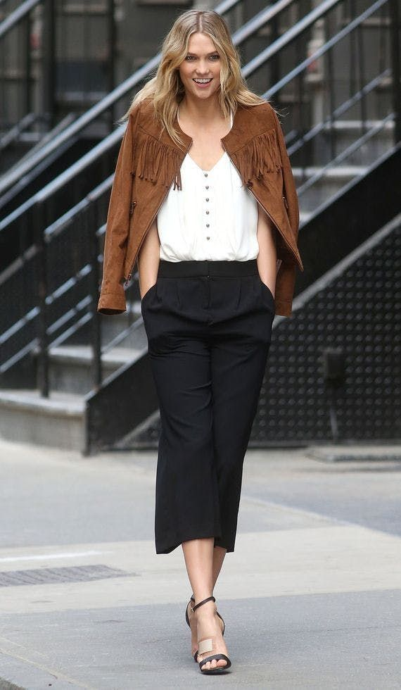 f61dbb7cf5c7 Five simple ways to make culottes ridiculously flattering