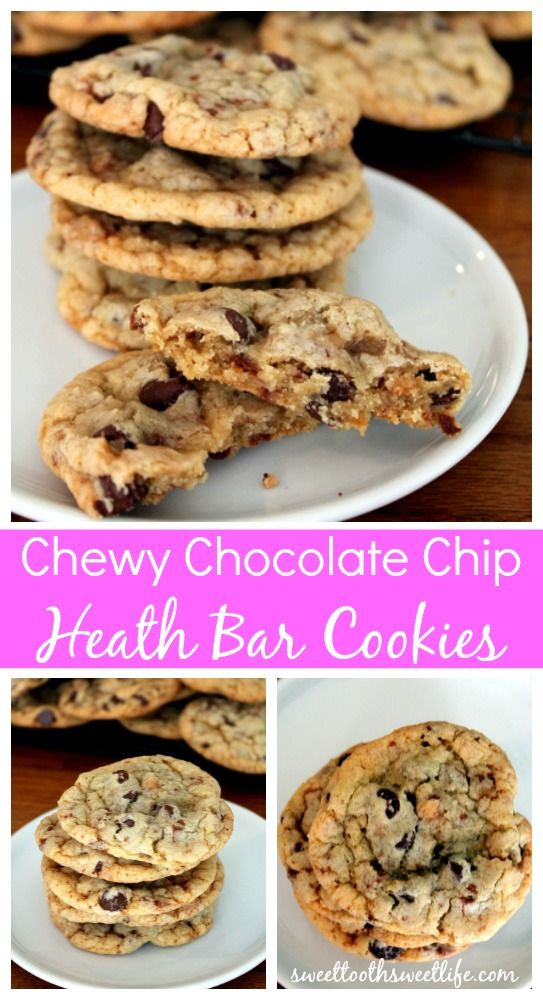 http://www.sweettoothsweetlife.com/2010/10/02/chewy-chocolate-chip-heath-bar-cookies/