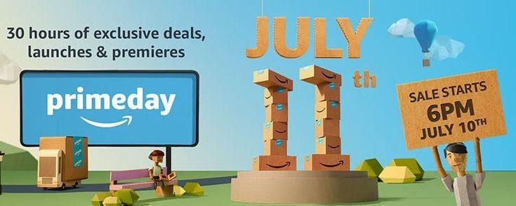 Amazon Prime starts on 10th July 2017 6-pm. Let's check all the offers and subscribe Prime if you haven't yet    Amazon Prime starts on 10th July 2017 6-pm. Let's check all the offers and subscribe Prime if you haven't yet !    Hey Friends !     Here I want to share an important information with you. All the Offers which you are going to get if and only if you are a Amazon prime member are described below. Personally I think that at this time no other eCommerce Company other than Amazon is…
