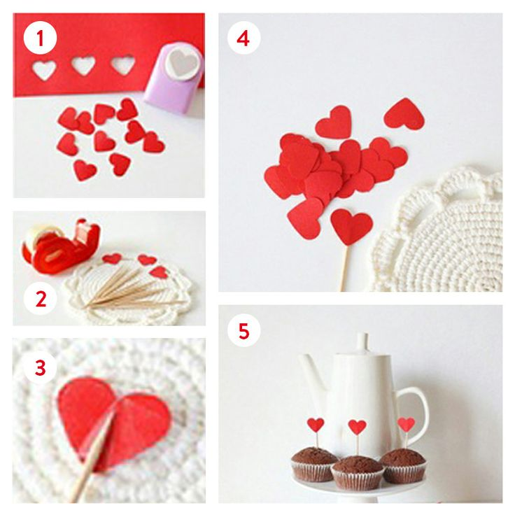 12 best speciale san valentino images on pinterest petit - Decorazioni san valentino ...