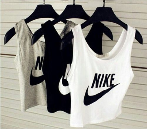 I would love to have the white top for running