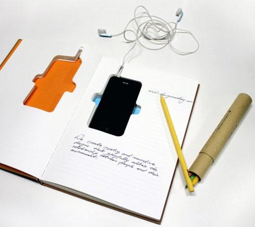 Smartphone notebook: Iphone Cases, Iphone 4S, Smart Phones, The Notebooks, Covers Books, Phones Notebooks, Home Decor, Smartphone Notebooks, Design Group