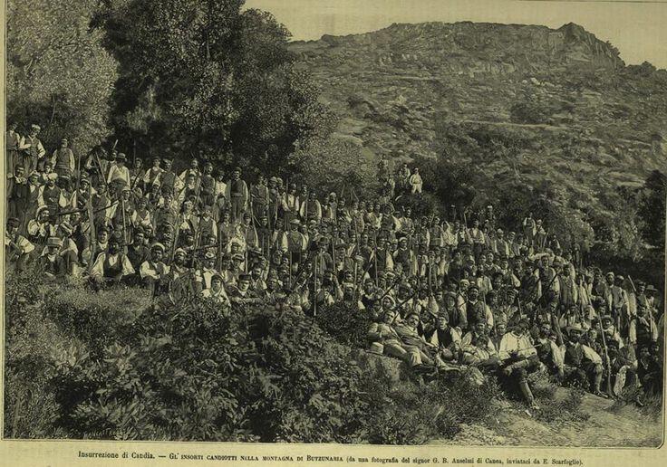 ΧΑΝΙΑ ΜΠΟΥΤΣΟΥΝΑΡΙΑ L'ILLUSTRAZIONE ITALIANA September 22,1889