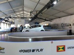 Chevrolet Sets A World Record With Secondary Use Of Volt Battery.