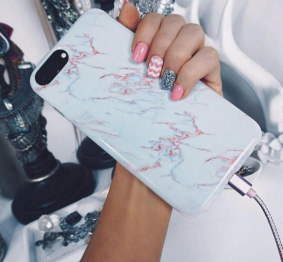 White Marble Cute Phone Case is available for: (Apple Devices) iPhone X iPhone 8 iPhone 8 Plus iPhone 7 iPhone 7 Plus iPhone 6 iPhone 6S iPhone 6 Plus iPhone 6S Plus ~Add-ons~ - Glass Screen Protector (Extra $5) ~Case Type~ Tough Rubber Case: - 1-piece rubber case - Flexible but not