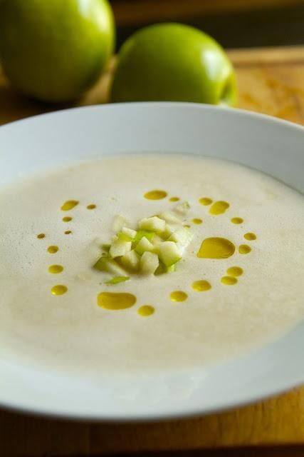 Celery Root Soup - looks delish! | Soups | Pinterest
