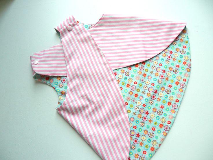 Kleider - Schürzenkleid Wendekleid - ein Designerstück von ROSASACHEN bei DaWanda