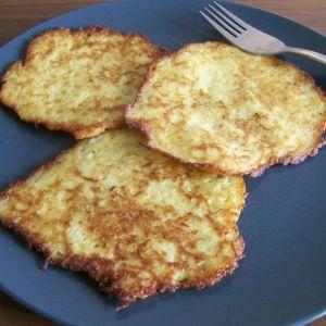 Kartoffelpuffer=German Potato Pancakes