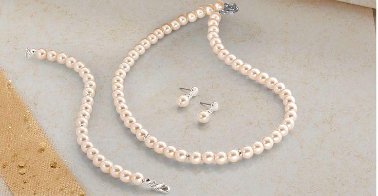 Perlas siempre a la moda  Joyería Dupree Colombia