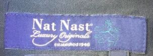 Nat Nast bowling shirts. Charlie Sheen made these famous on his TV show.