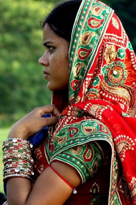 #India #colors #photography #woman  ©Giorgia Pezzoni