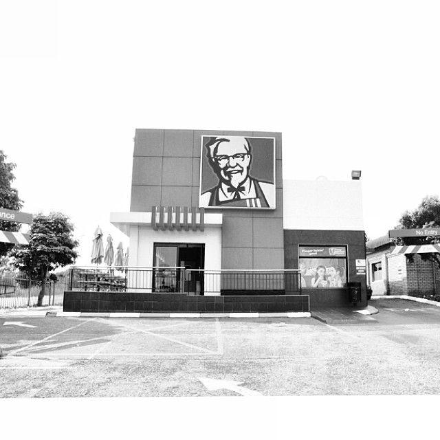 KFC Store in Bergbron