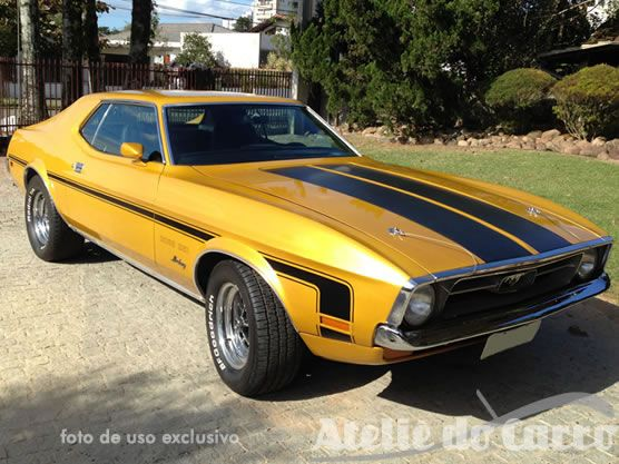 1972 Ford Mustang Grande..Re-pin brought to you by #OregonInsuranceagents at #houseofinsurance in #EugeneOregon