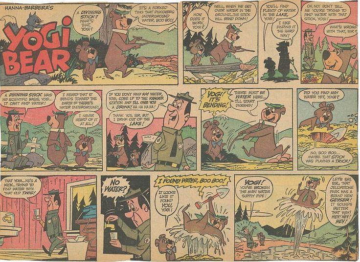 comic strip bears