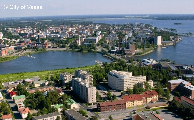 City of Vaasa, www.visitvaasa.fi. Photo: Jaakko J Salo