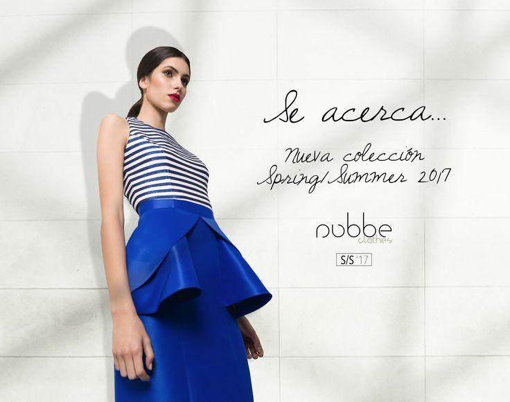 Se acerca… Nueva colección Nubbe Clothes S/S 2017. Te encantará!
