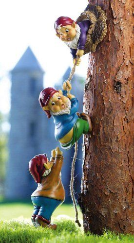 Climbing Gnomes Tree Decor By Collections Etc by Collections, http://www.amazon.com/dp/B004FJVI2Q/ref=cm_sw_r_pi_dp_1sLGrb1S0PGHS