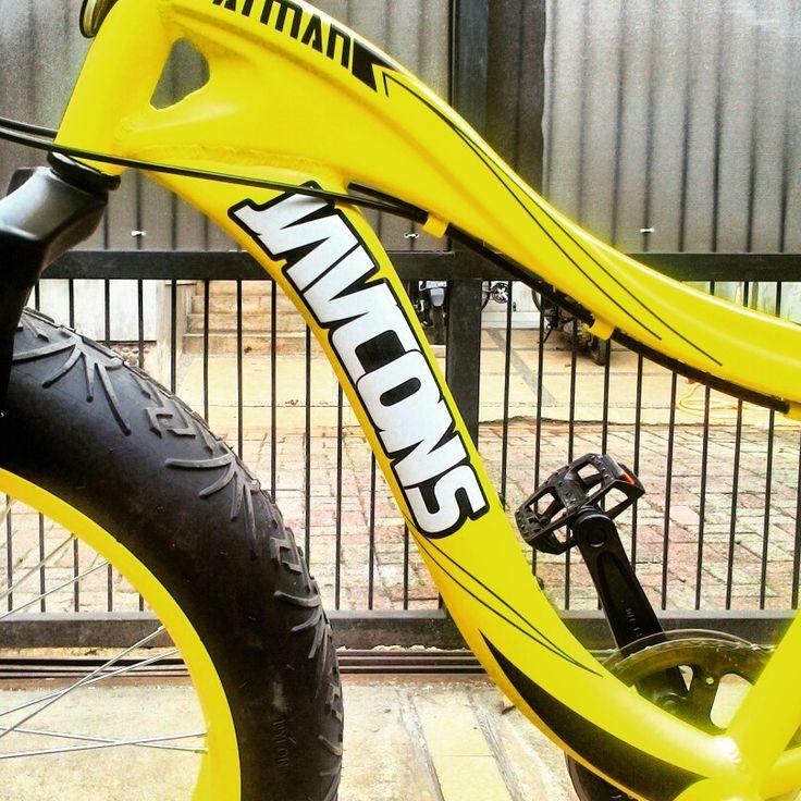 Javcons Fatbike #gocycling