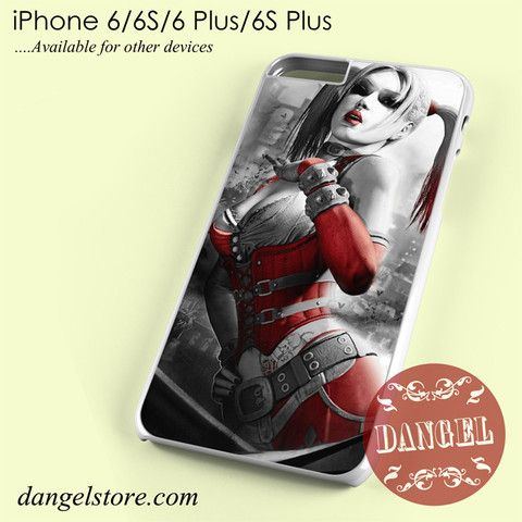 Deathly Squad Harley Quinn Phone case for iPhone 6/6s/6 Plus/6S plus