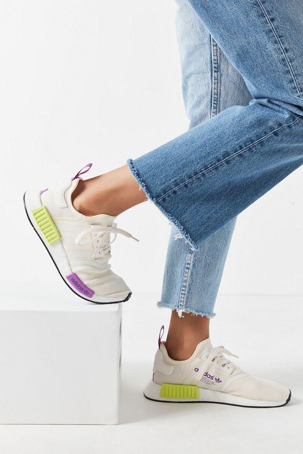 adidas NMD R1 Neon Sneaker | Neon