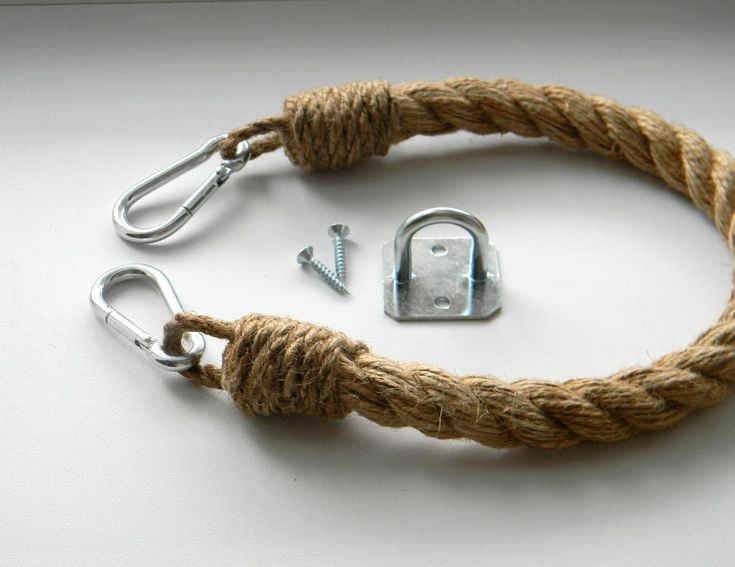 Toilet Paper Rope Holder Industrial Decor Toilet Roll