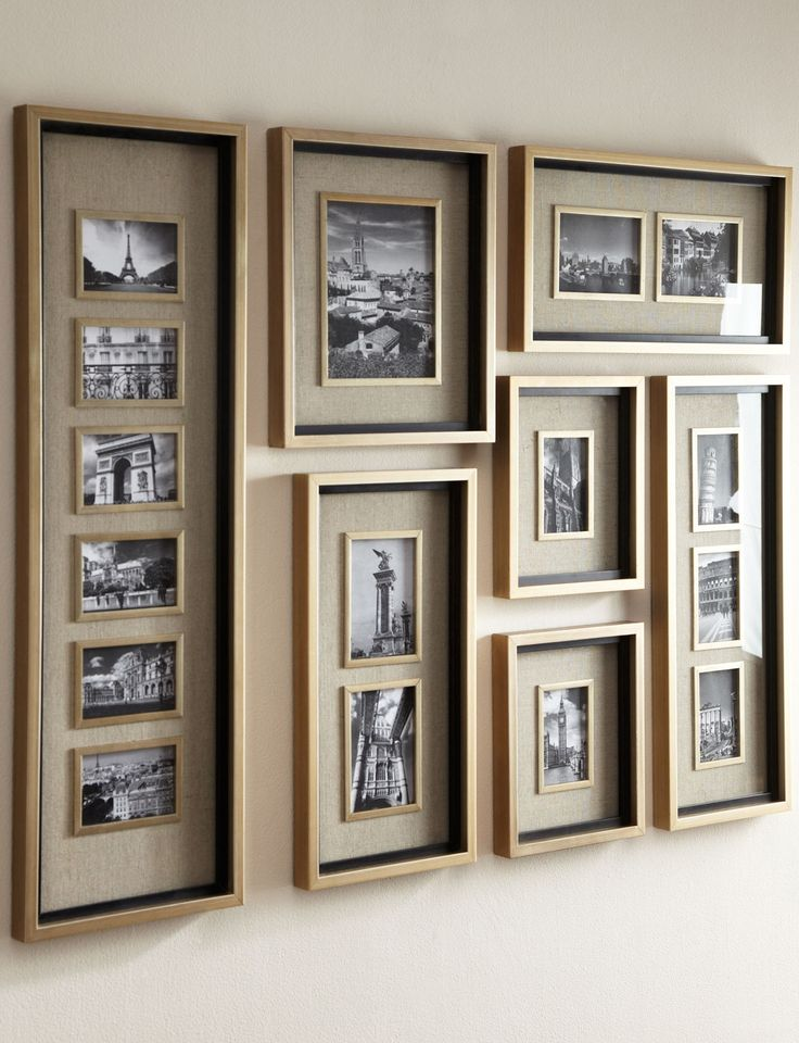 Best 25+ Large collage picture frames ideas on Pinterest ...