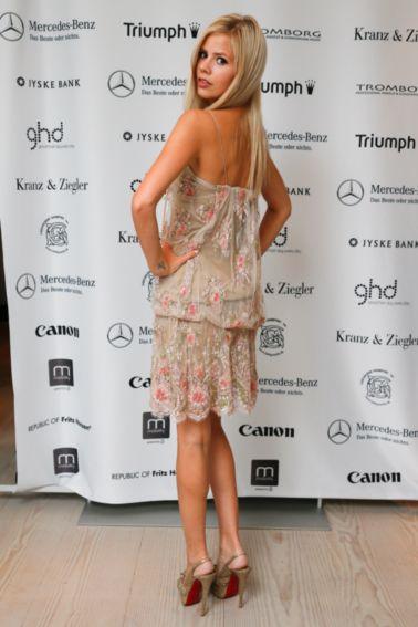 Julie Zangenberg danish model