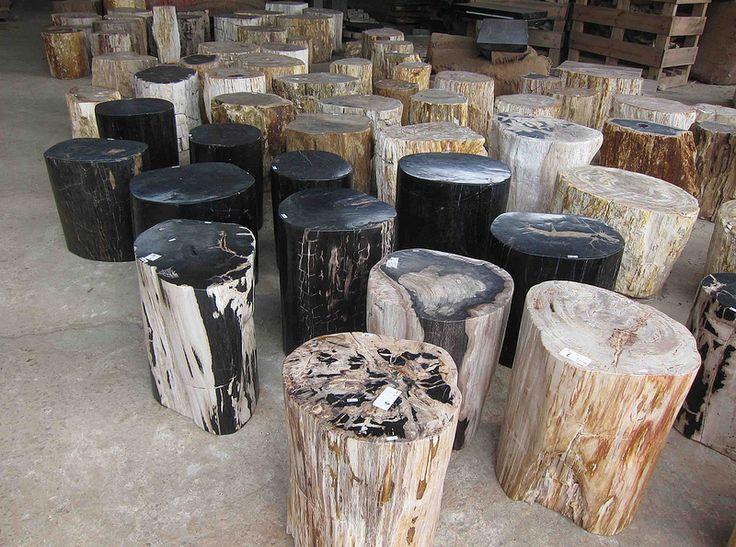 Fossil Rocks Coffee Tables | by IndoGemstone