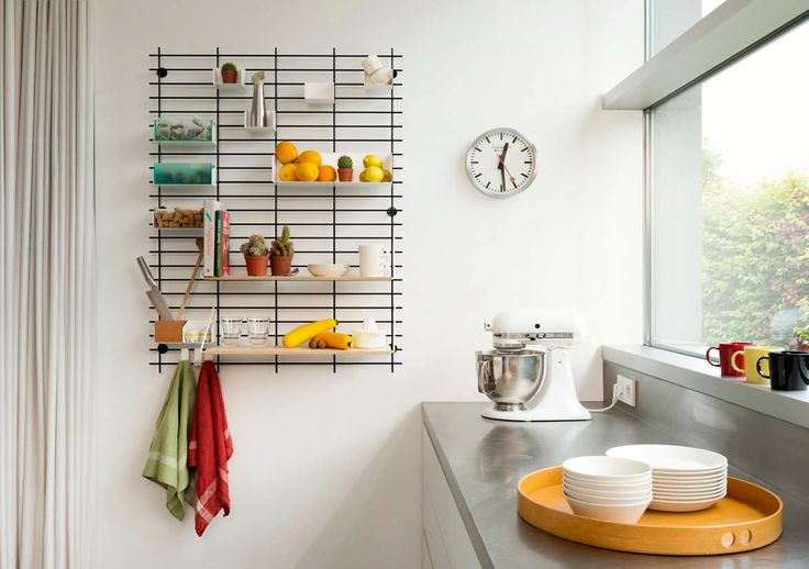Image result for wall organizer system