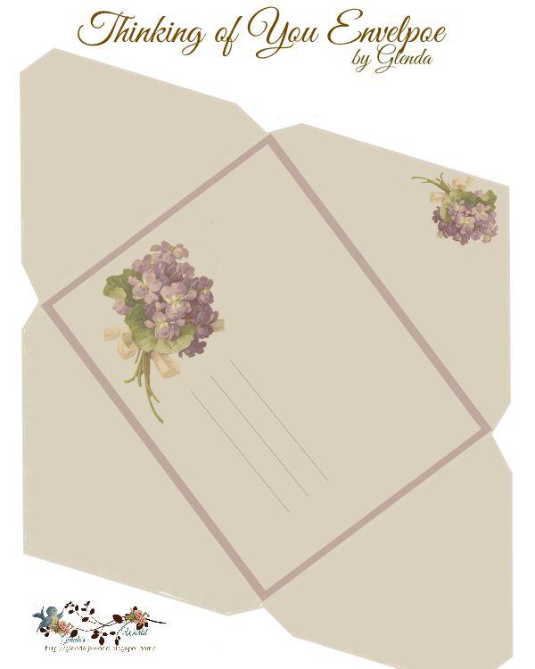 glenda's World : Cards