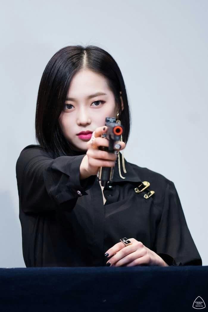 Pin By Moon White On Crystal Clear Clc Clc Kpop Girls Jang Yeeun