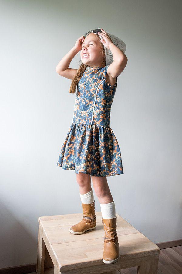 Josephine dress from Bella Sunshine designs