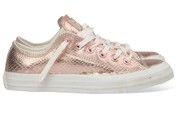 Roze Converse schoenen All Star OX Metal