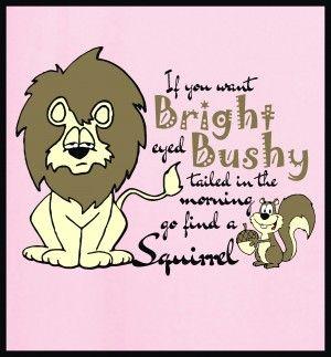 Morning lion #tshirtdesign #tshirtprint #lion #squirrel #tinygecko