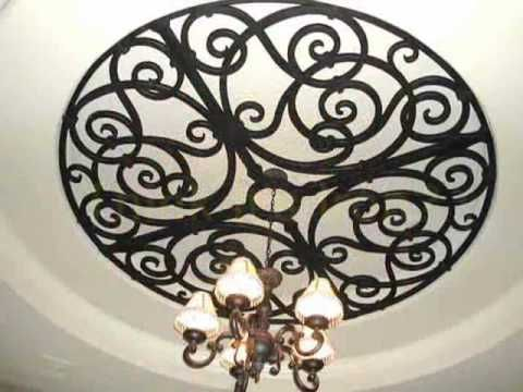 Faux Iron Interior Design Projects Youtube Adr